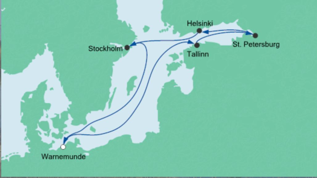 2018 Ostsee_Route